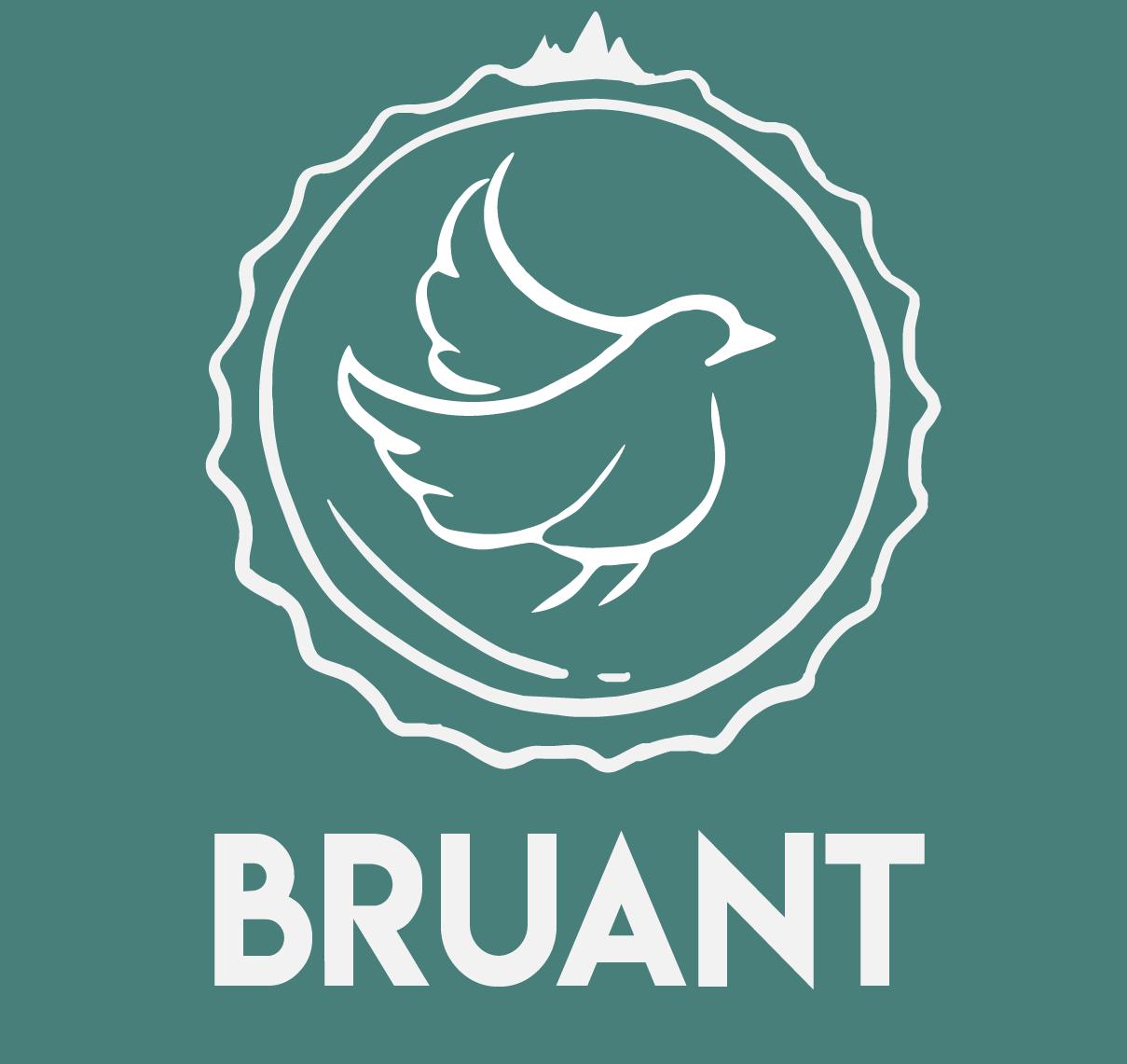 logo brasserie-bruant, brasserie-bruant